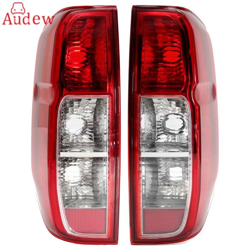 1 stücke Hinten Schwanz Licht LINKS/RECHTS Treiber Passagier Seite Für Nissan NAVARA D40 2005-2015