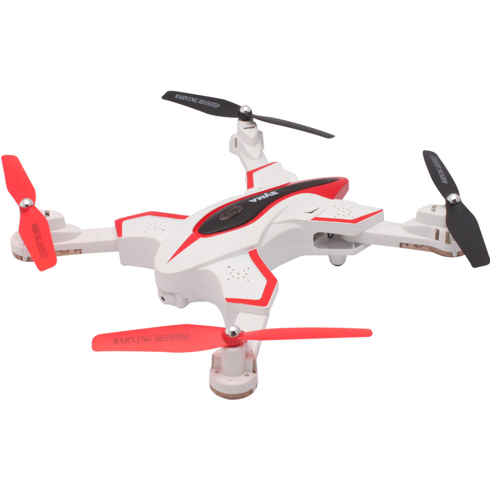 X56W  Mini  Remote Folding Deformation Control Four-axis Aircraft UAV Helicopter Children 's Model Toys @ZJF x uav mini talon epo 1300mm wingspan v tail fpv rc model radio remote control airplane aircraft kit