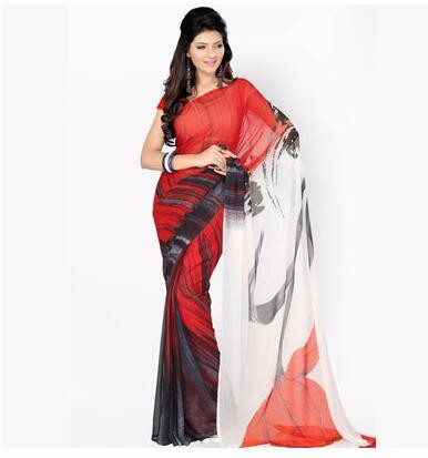 DB23595 India Saree-7