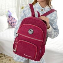 Лидер продаж подростков Обувь для девочек школьная сумка Водонепроницаемый нейлон путешествия Сумка Наплечная качество сумка-рюкзак классический школьный рюкзак