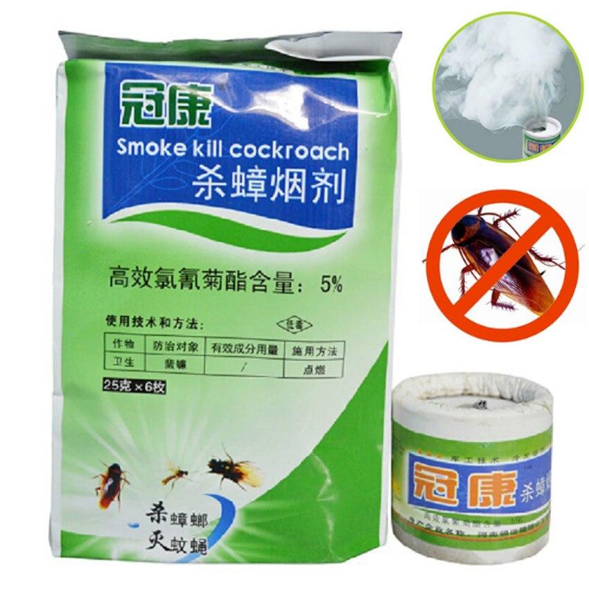 Mosquito, Control, Flea, Cockroach, Smoke, Killer