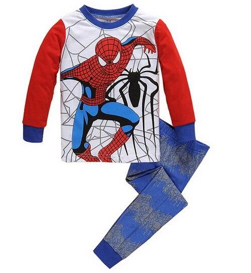 Popular Boys Spiderman Pjs-Buy Cheap Boys Spiderman Pjs lots from ...