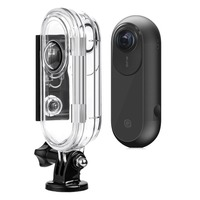 45m Waterproof Case Underwater Protective Shell For Insta 360 One Insta360 One VR Sport Camera Accessories Surfing Diving Case
