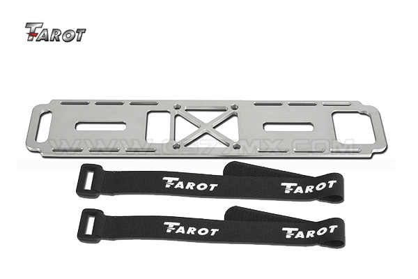 Tarot 700 Metal Battery Mount 700 Helicopter Parts fit T REX 700 TL70084
