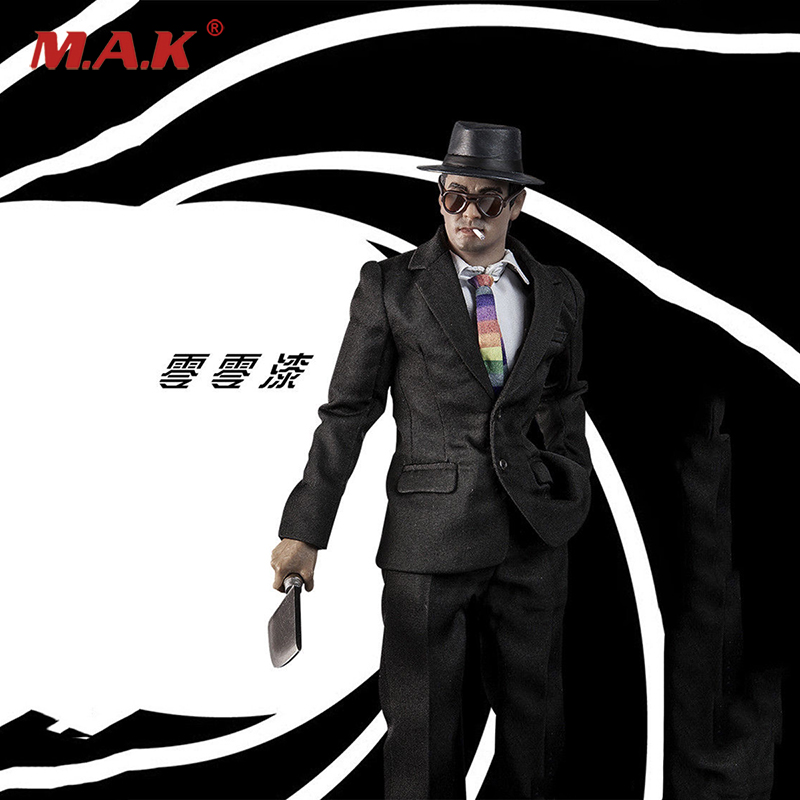 купить 1/6 Scale Chinese 007 Agent from China with Love Male Movable Action Figure Model for Collections недорого