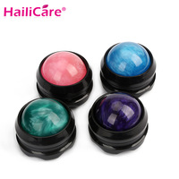 Ball Massager Muscle Pain Stress Relief For Palm Foot Arm Neck Back Body Roller Massager Massage