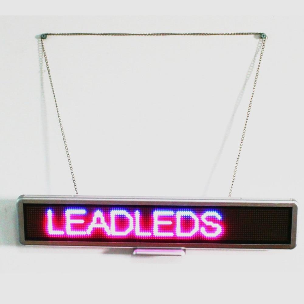 mini led sign