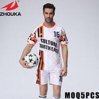 Niestandardowe brytyjski koszulki piłkarskie koszulki piłkarskie online pełna sublimacji druku spersonalizowanych puste kieszeni t koszula hurtowych