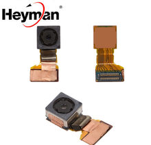 Módulo Da Câmera para Sony T2 Heyman Ultra XM50H/T D5302 D5303 D5322 SO-02E Rear Facing Camera Módulo flex cable substituição(China)