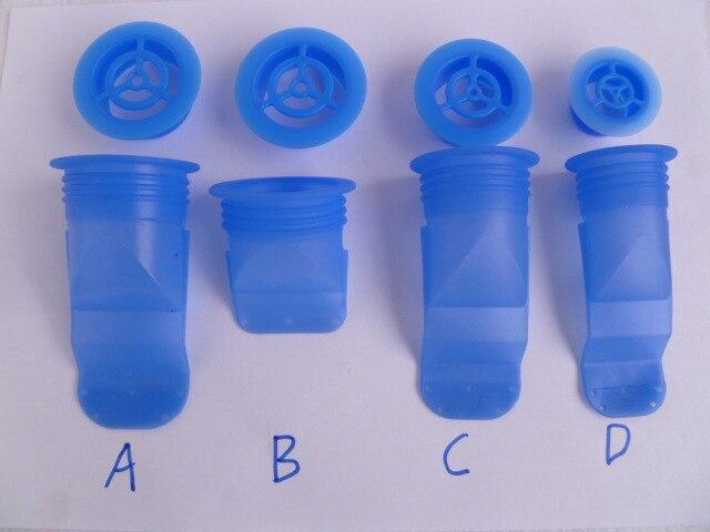Vidric Silicone Deodorant Drain Core Kitchen Bathroom Pipe Anti-smell Odor Sewer Deodorant And Pest Control