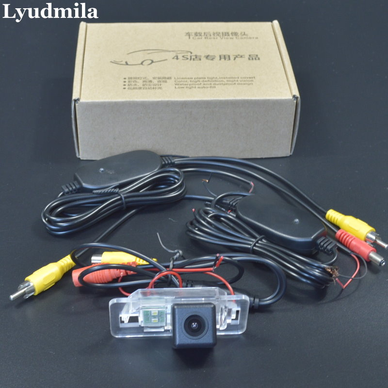 Wireless Camera For BMW X1 E84 / X3 E83 Car Rear view Reverse HD Night Vision Easy Installation