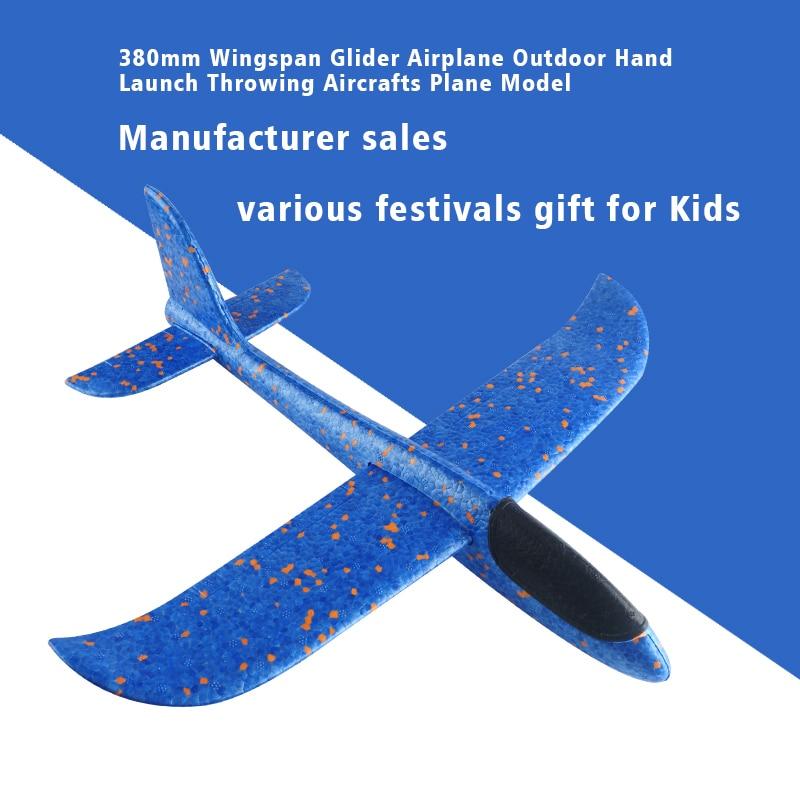 Handlansering glidflygning sportspel kasta glidflygplan i EPP - Skola och pedagogiska förnödenheter - Foto 1