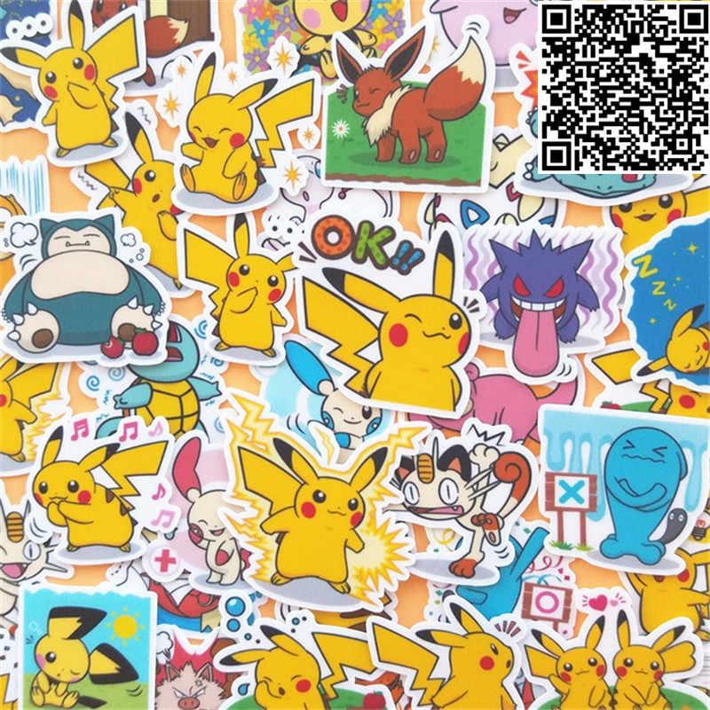 40 piezas mixto Pet pegatinas de bebé Graffiti etiqueta engomada para chico DIY teléfono portátil monopatín del coche de la bicicleta/decorativo scrapbooking