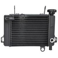 For Honda CBR125 2003 2004 2005 2006 2007 2008 2009 CBR 125 03 09 Motorcycle Aluminium Cooling Radiator Moto