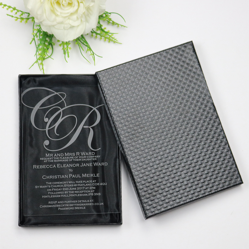 Online Get Cheap Luxury Wedding Invitation Boxes Aliexpress – Luxury Party Invitations