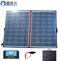 120w 18v Flexibles faltbares Solarmodul Kits System Tragbares Outdoor-Heim USB-Ladegerät 100w für 12V Batterie Auto Reisen Boot Wandern Camping solarzelle