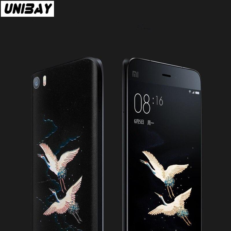 imágenes para Mi5 Unibay Original Para Xiaomi mi 5 caso Plástico Delgado Del Mi5. trasera Cubierta de La Cubierta Para xiaomi mi 5 Pro de La Batería de Reemplazo de accesorios