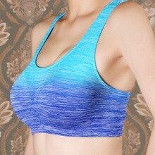 Ladies Sports Fitness Gym Bra Underwear