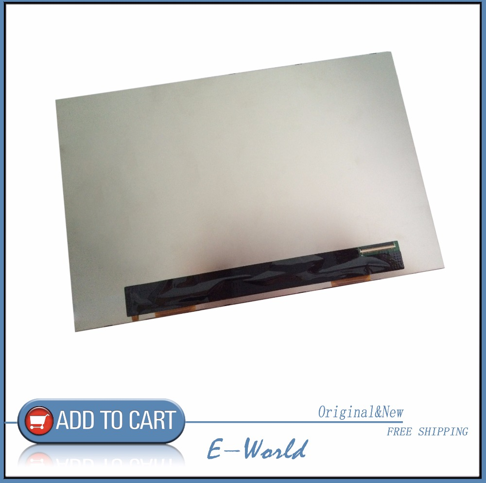 10.1INCH LCD display screen for Prestigio MultiPad 4 PMP7110D3G PMP7110D tablet FREE SHIPPING недорго, оригинальная цена