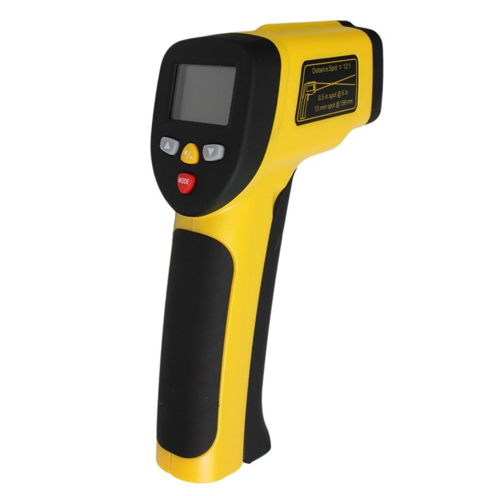 Precision Portable Thermal Imaging Camera Infrared Thermometer Image -20~300HT-02 2.4 Inch High Resolution Color Screen reiner salzer infrared and raman spectroscopic imaging
