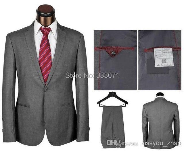 1d39b028cd Wholesale Top Quality 2014 New Formal Groom Tuxedo slim fit wedding Suits  Italian designer clothes men homecoming Pants blazer