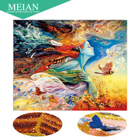2016 New 5D Diamond Embroidery Bizarre Hobby Diamond Painting Mosaic Painting 3D Pictures Crystal Needlework Crafts