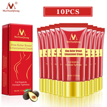 10pcs/lot Herbal Breast Enhancer Cream Fully Elastic Breast