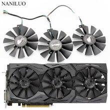 цена на 87MM FDC10U12S9-C FDC10H12S9-C For ASUS GTX 980 Ti R9 390X 390 GTX 1060 1070 1080 Ti RX 480 RX480 Graphics Card Cooling Fan