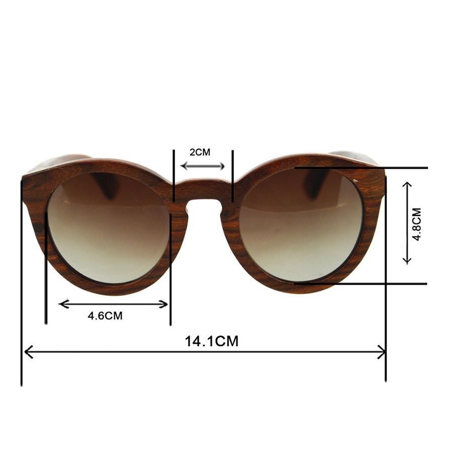 glasses wood