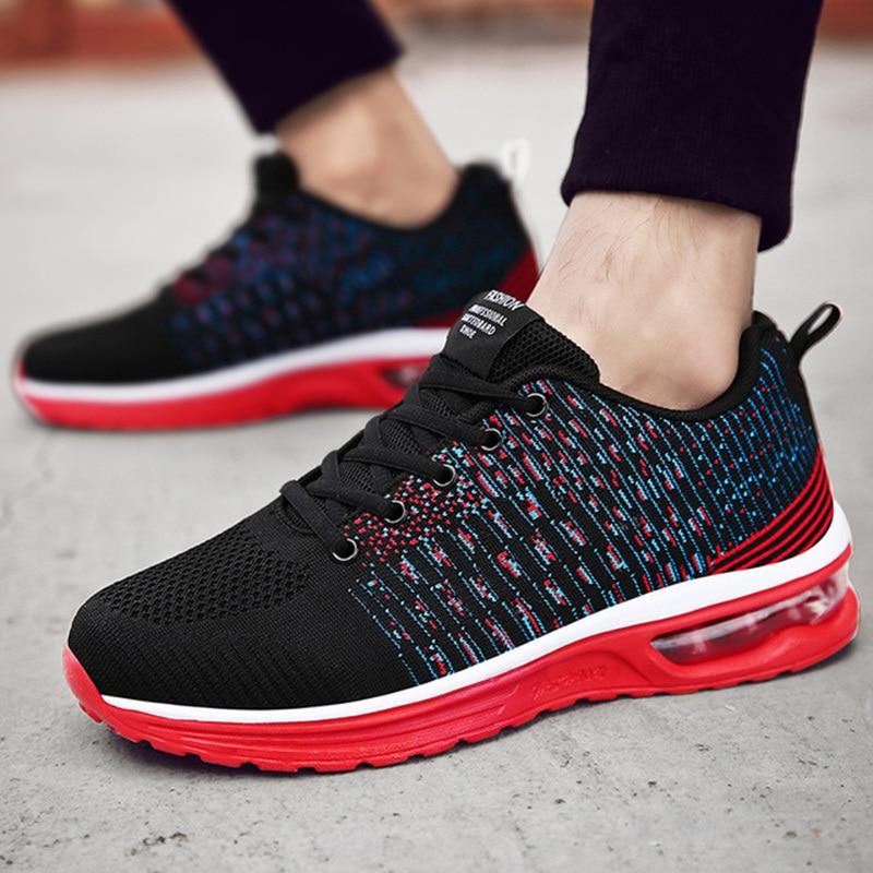 Chaussures de Sport pour hommes chaussures souples chaussures de Sport confortables pour baskets de plein airChaussures de Sport pour hommes chaussures souples chaussures de Sport confortables pour baskets de plein air