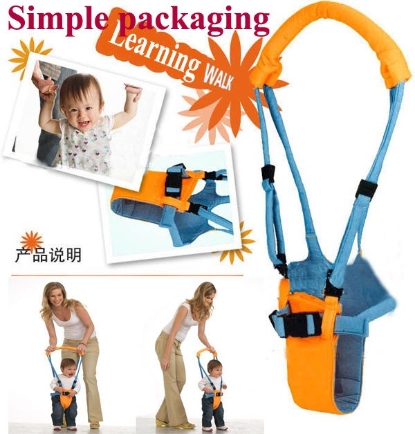 Baby Safe Keeper Harness Carriers Learning Walk Belt Adjustable Strap Leashes Kids Toddler Safety Harnesses Assistant Walker