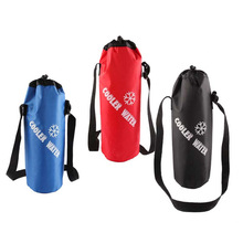 Fashion Portable Insulated Thermal Ice Cooler Warmer Lunch Food Picnic Insulation Thermos Bag Bottle Bag For Man Women