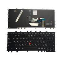 NEW KZ/RU keyboard FOR Lenovo Thinkpad Yoga S1 S240 Russian//Kazakhstan Laptop Keyboard Backlit Black