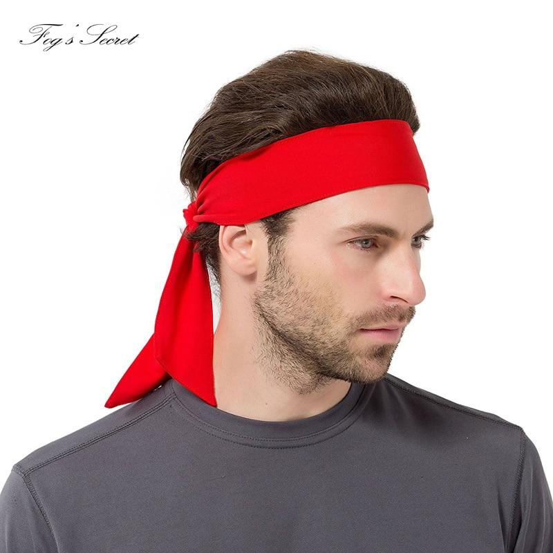 Men rambo Headbands For Woman Sport Basketball Outside Gym Cool Bandanas Headwear Sweatband For First Blood Ocean & Earth