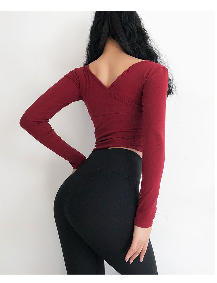 Long Sleeve Top for Women Womens Clothing Tops & T-shirts