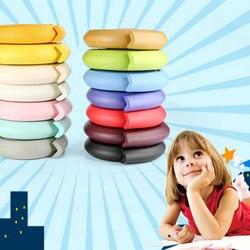 2 м Длина детский полосатый защитный бампер утолщенная Защитная полоска для стола защита углов товары для защиты детей