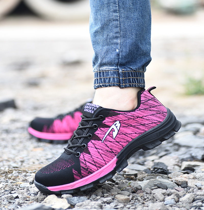 New-exhibition-Fashion-safety-shoes-breathable-fly-line-Climb-sneakers-anti-smashing-puncture-mens-Work-Protective-shoes-sapatos  (21)