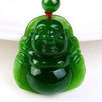 Статуя Будды Майтреи кулон натуральный мужской женский ожерелья ювелирные изделия/подарочный сертификат