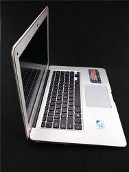 Бесплатные подарки 14 дюймов новый ноутбук компьютер 4G ram 160G HDD wifi Intel четырехъядерный 2,0 ГГц HDMI Windows 7 8 10 ноутбук ПК