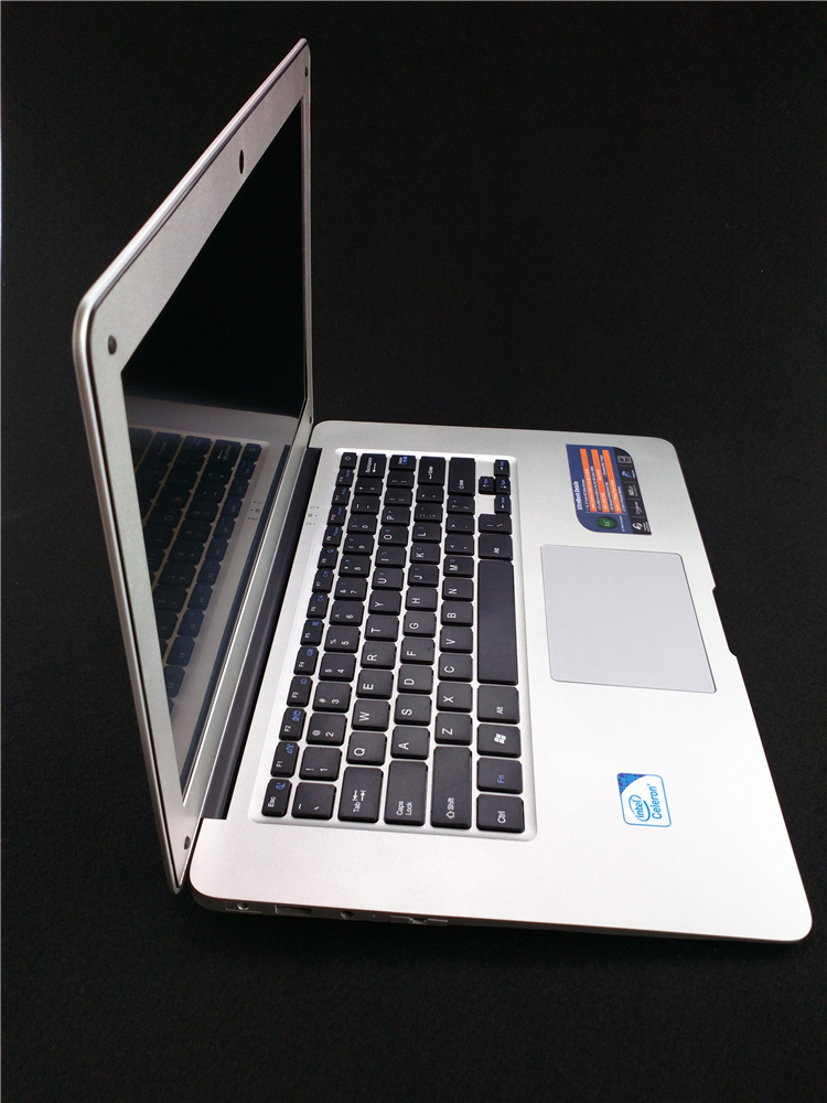 free gifts 14 inch Brand New laptop Computer 4G RAM 160G HDD WIFI Intel Quad core 2.0ghz HDMI Windows 7 8 10 laptop notebook pc цена