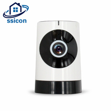 180 Degree Wifi IP Camera Wireless Support 128G TF Card Mini Surveillance Security Cam