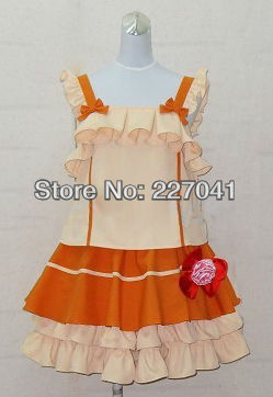 Macorss Frontier F Ranka Lee Cosplay Costume Halloween Clothes Free Shipping