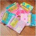 3 capas de gasa de algodón Bebé Recién Nacido pequeño Pañuelo Toalla Toalla de Enfermería Bebé Niños Niñas