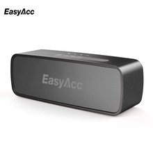 EasyAcc 10W power Bluetooth 4.0 speaker Portable Wireless Speaker Waterproof 3.5mm Aux Micro SD Card Support For Most Phone  momi m3 wireless bluetooth 4 0 nfc handsfree phone speaker support tf micro sd card input