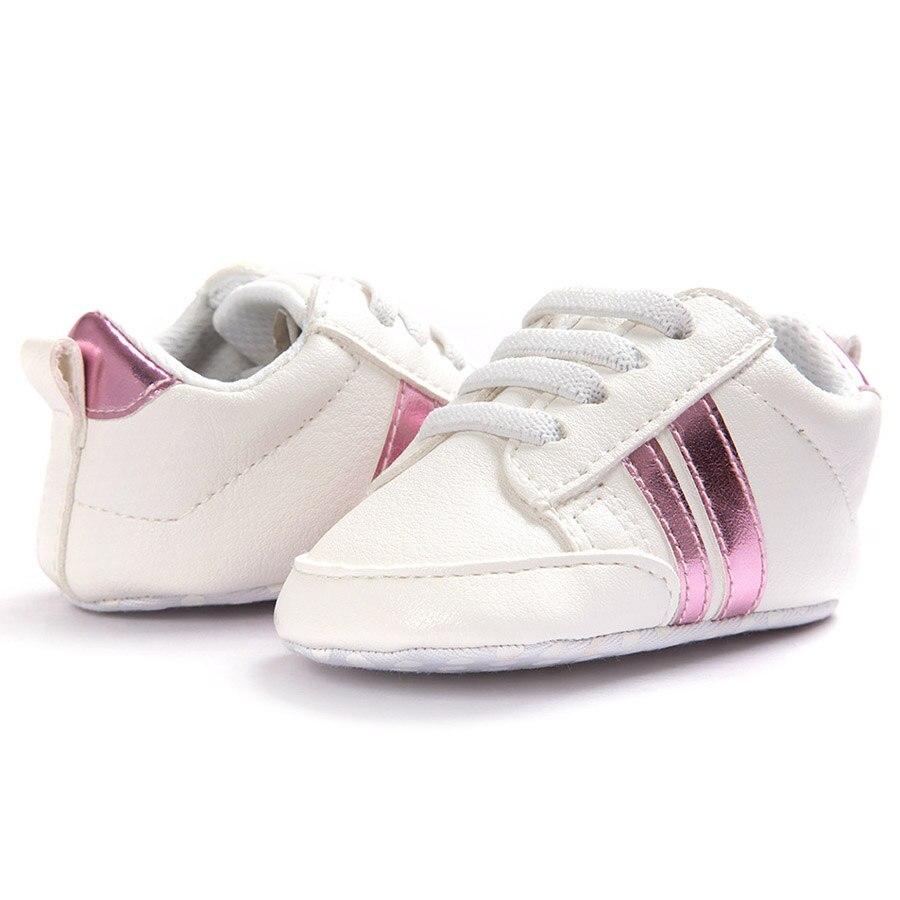 ROMIRUS Baby Boys Sneakers indoor Maluch Buty Pierwsze spacery - Buty dziecięce - Zdjęcie 3