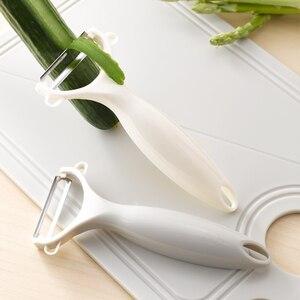 Image 3 - Youpin Mijia Youpin الأردن و جودي أداة تقشير البطاطس فاكهة من الفولاذ المقاوم للصدأ مقشرة الخضار مقشرة سكين التخطيط