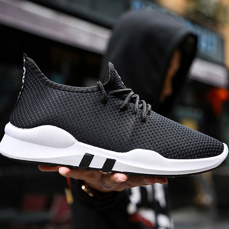 New Unisex Fashion Sneakers Ladies Casual Low-cut Shoes Air Mesh Lace-up Breathable Outdoor Trend Creepers Brand Designer Same low cut ruched lace up top