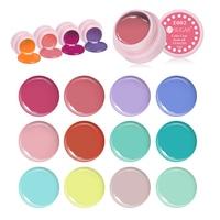 12 Pcs UR SUGAR 110 Colors Painting Gel Set 5ml UV LED Color Nail Gel Lacquer Candy Red Nude Soak Off Long Lasting Color Gel
