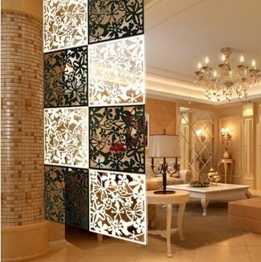 Merveilleux 24PCS Room Divider Room Partition Wall Room Dividers Partitions PVC Wall  Stickers Room Dividers Partitions Folding Screen In Screens U0026 Room Dividers  From ...