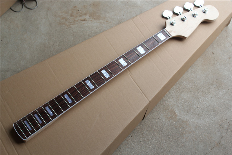 factory wholesale 20 frets rosewood fretboard electric bass guitar neck with machine head offer. Black Bedroom Furniture Sets. Home Design Ideas